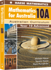 Mathematics for Australia 10A