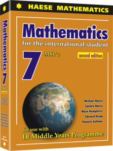 Mathematics for the International Student 7 (MYP 2) (2nd