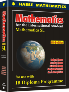 Mathematics SL (3rd edition) – Haese Mathematics