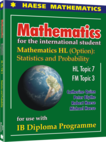 Mathematics HL (Option): Statistics and Probability