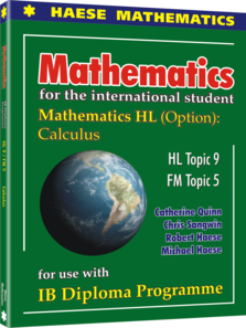 Mathematics HL (Option): Calculus