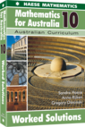Mathematics for Australia 10 Worked Solutions