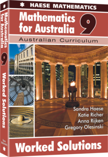 Mathematics for Australia 9 Worked Solutions
