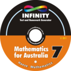 INFINITY Question Database - Mathematics for Australia 7