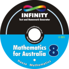 INFINITY Question Database - Mathematics for Australia 8