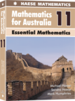 Mathematics for Australia 11 Essential Mathematics