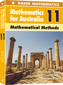 Mathematics for Australia 11 Mathematical Methods