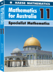 Mathematics for Australia 11 Specialist Mathematics