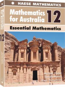 Mathematics for Australia 12 Essential Mathematics
