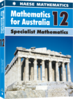 Mathematics for Australia 12 Specialist Mathematics