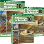 Mathematics for Australia Year 10 Bundle