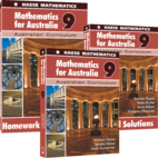 Mathematics for Australia Year 9 Bundle