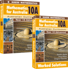 Mathematics for Australia Year 10A Bundle