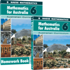 Mathematics for Australia Year 6 Bundle