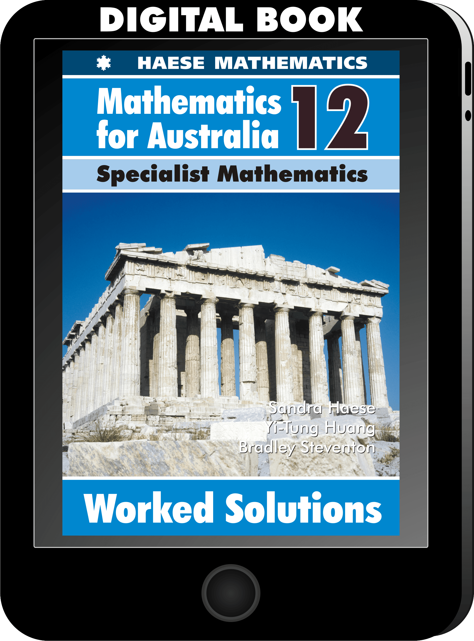 Mathematics for Australia 12 Specialist Mathematics Worked