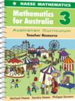 Mathematics for Australia 3 Teacher Resource