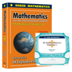 Mathematical Studies SL Bundle 2 - SMARTPREP Cards & Studies SL 3rd edition textbook