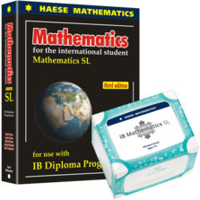 SL Mathematics Bundle 2 - SMARTPREP Cards & SL 3rd edition
