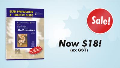 October Sale! – Haese Mathematics