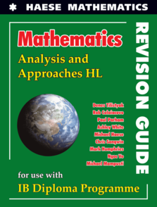 Mathematics: Analysis and Approaches HL REVISION GUIDE